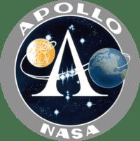 Saturn Apollo insignia