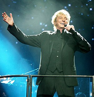 Barry Manilow live at the Xcel Energy Center i...