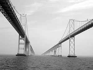 Chesapeake Bay Bridges