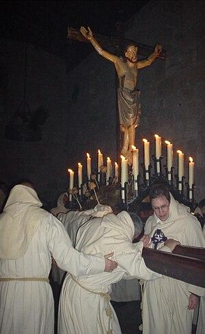 Español: Cristo del Espíritu Santo