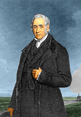 George Stephenson, father of the railway