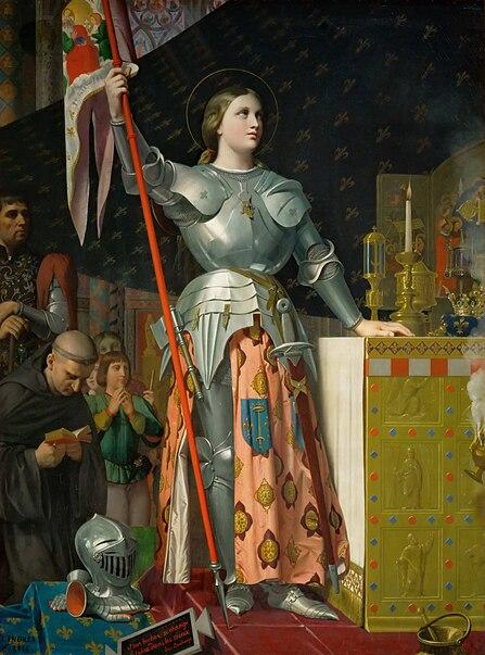 File:Ingres coronation charles vii.jpg