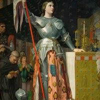 Conjonction #Uranus et #Pallas la Jeanne d'Arc des temps moderne