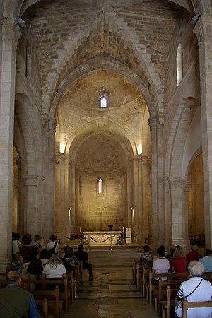 Jerusalem, St. Anna church. Français : Eglise ...