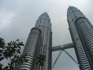 Menara Kembar PETRONAS, simbol Malaysia