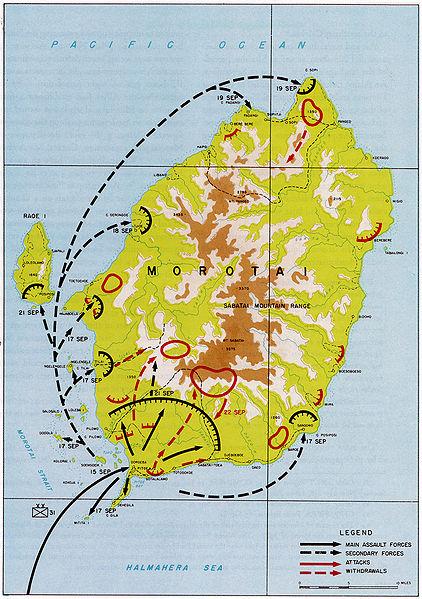 File:Morotai 1944 - reports of Gen MacArthur.jpg