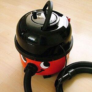 English: Numatic 'Henry' vacuum cleaner