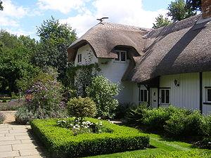 "English: Enid Blyton's former house ""Old ..."