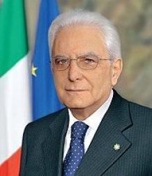 Sergio Mattarella,Presidente da Repúblicadesde 2015.