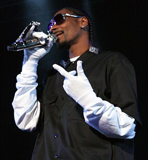 English: Snoop Dogg at the Snoop Dogg Supafest...