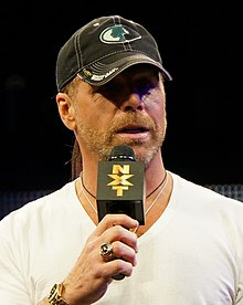 shawn michaels the reader wiki