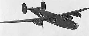 B-24H-5-FO Liberator, built by Ford, Willow Run