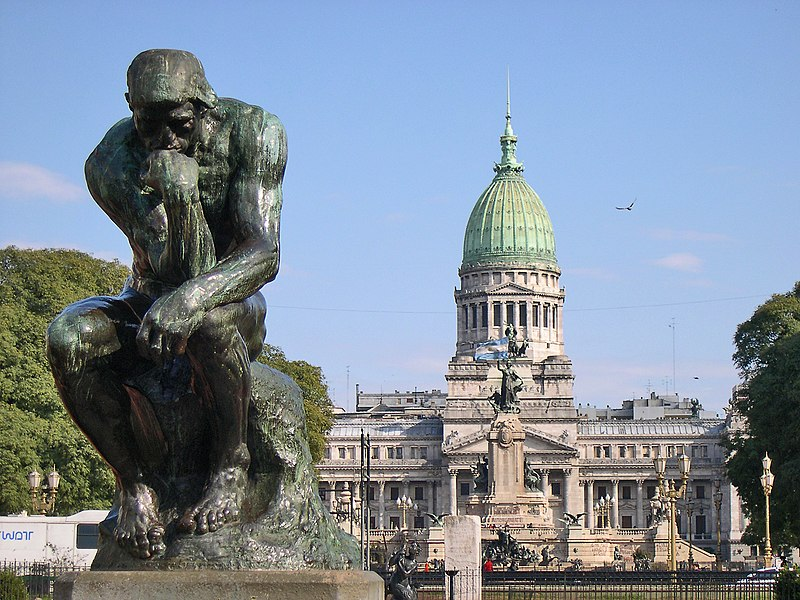 File:Buenos Aires-Plaza Congreso-Pensador de Rodin.jpg