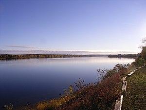 Saint John River, Fredericton, NB