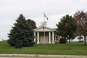 The Iowa County, Wisconsin historical society ...