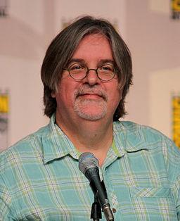 Matt Groening by Gage Skidmore