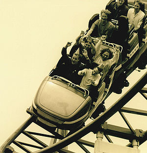 """Roller coaster """"Windstorm"""", Fun Fore..."""