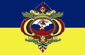 Flag of Tegucigalpa