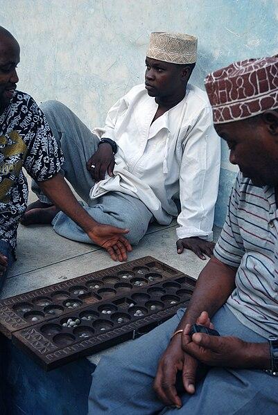 File:Bao players in stone town zanzibar.jpg