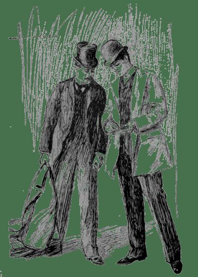 Memoirs Of Sherlock Holmes 1894 BurtThe Yellow Face