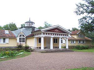 Skärva - The country estate