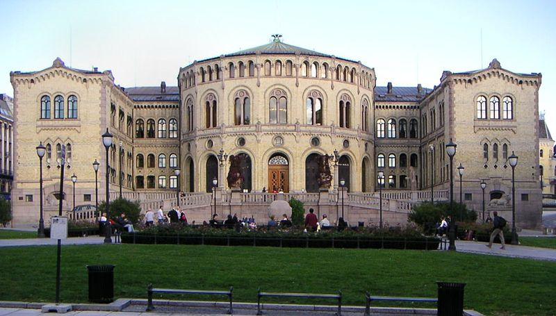 Stortinget (Wikimedia Commons)