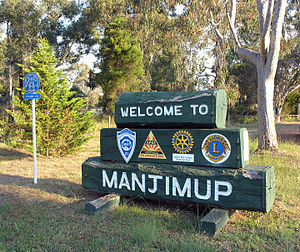 Welcome to Manjimup