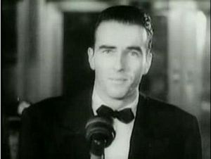 English: Montgomery Clift from premiere video ...
