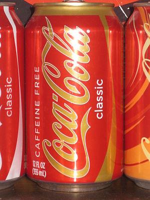 Caffeine Free Coca-Cola