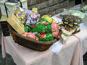 Prodotti tipici delle Madonie (Castelbuono)