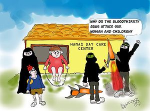 Hamas day care center