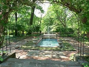 The Hungarian Cultural Garden at Rockefeller P...