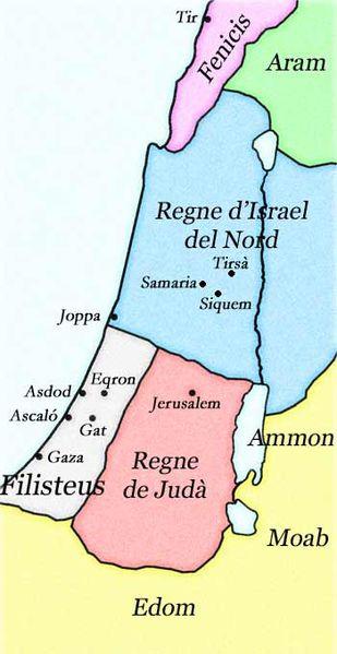 Judá e Israel.