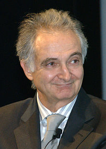 Jacques Attali was born on November, 1st 1943 in Algiers (Algeria), with his twin brother Bernard Attali, in a Jewish family