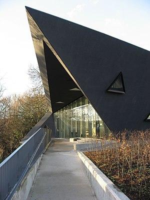 Maggie's Centre Kirkcaldy by Zaha Hadid