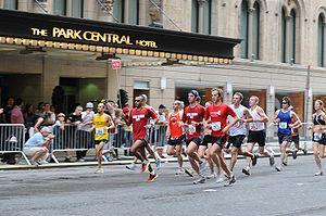 2008 NYC Half Marathon