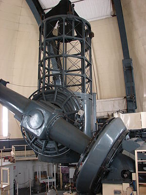 English: Otto Struve Telescope