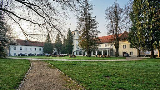 Pałac w Trzebieszowicach