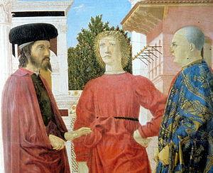 English: Piero della Francesca, The Flagellati...