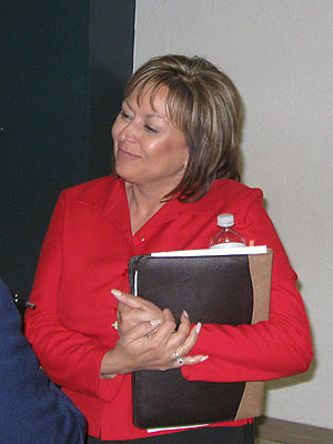 Susana Martinez, District Attorney of Doña Ana...