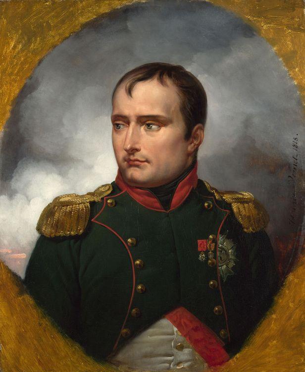 The Emperor Napoleon I, 1815, Emile-Jean-Horace Vernet