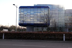 The Experian building - ng2 The first office b...