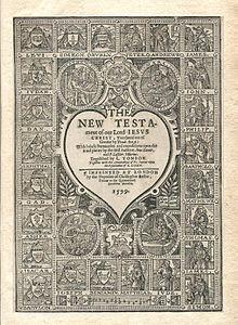 Geneva Bible Wikipedia