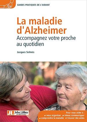Français : couverture du livre La maladie d'Al...
