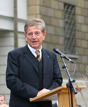 Thomas Goppel, CSU-Politker, Mitglied des CSU-...