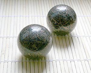 Baoding Balls / Qi Gong-Kugeln