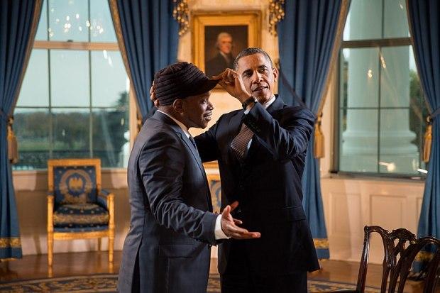 File:Barack Obama and Sway Calloway.jpg
