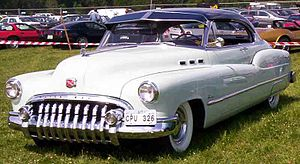 1950 Buick Super Riviera Series 50 Model 56R 2...