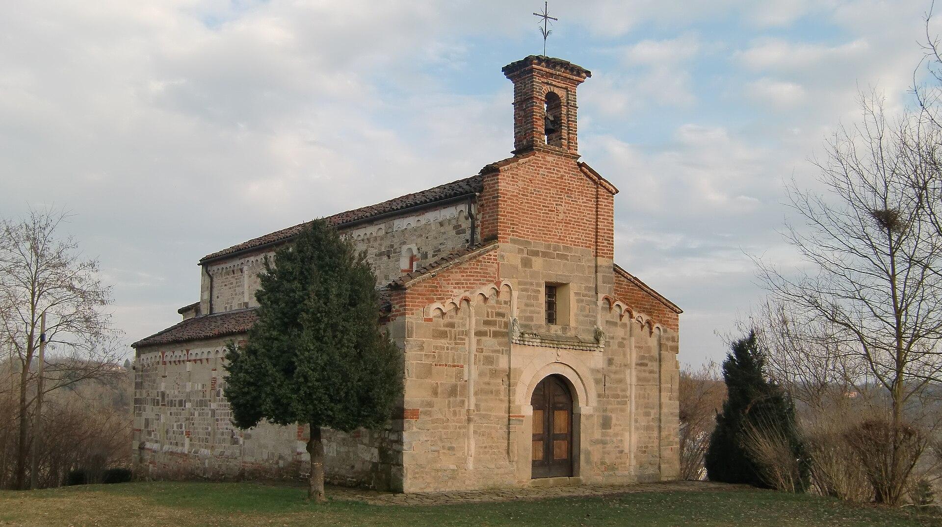 Chiesa Di San Secondo Cortazzone Wikipedia
