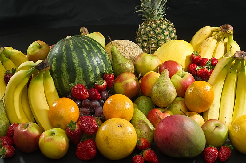 File:Culinary fruits front view.jpg